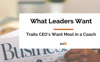What Leaders Want