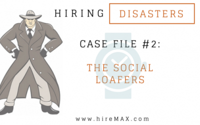 Hiring Disasters #2: The Case of the Social Loafers